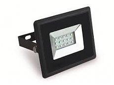 Projector Slim Preto LED 50w 4500K IP65 PRTGAV10