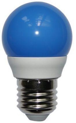E27 4w G45 Led Azul (220v)