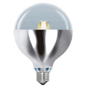 E27 6w 2700K G125 Led Filam Reflector Espelhado Dimável (220v)